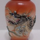 Vase Dragonware Long Beach California made in Japan