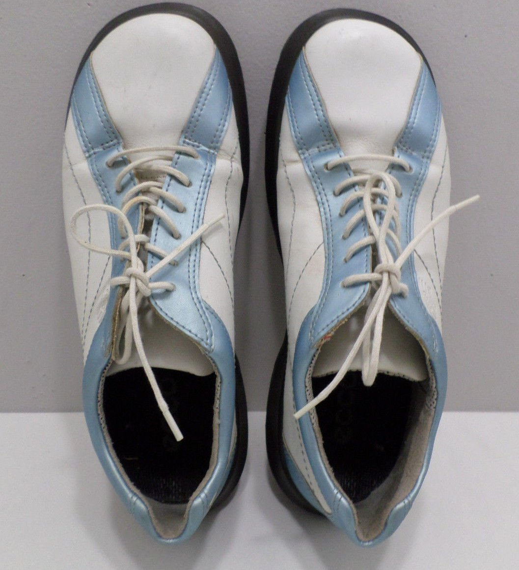 Women's Golf Shoes Leather size EUR 38 US 7 - 7 1/2 by Ecco Hydromax