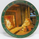 Collector Plate Garfield Uncle Ed by Jim Davis The Danbury Mint 1978