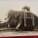 Antique Postcard Tournament of Roses Parade Glendale Float Pasadena CA. 1926
