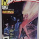 DAZZLER Guest-Starring Inhumans June 1984 No. 32 Marvel Comics  Comic Book