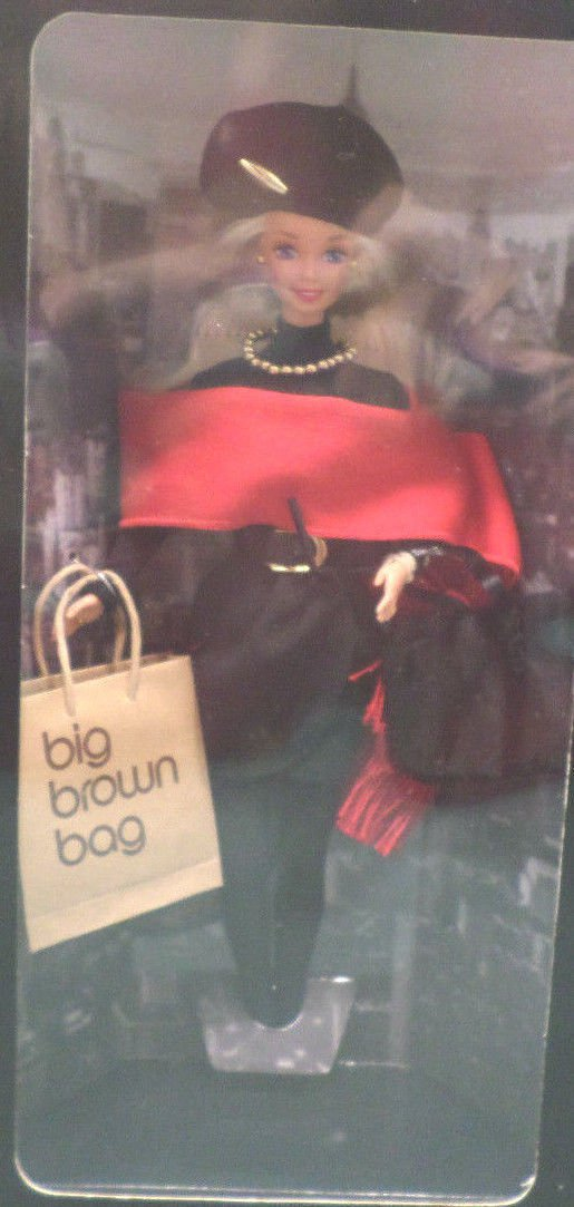 Bloomingdale's Barbie Doll by Donna Karan New York 1995 Limited Edition NIB