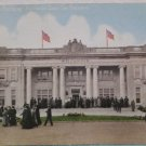 Antique Postcard Panama Pac Intl Expo San Francisco Wisconson State Building