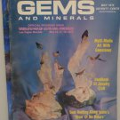 Jewelry Making Gems and Minerals Magazines May 1975, October 1979