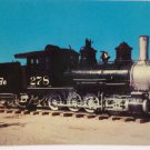 Real Photo Postcard 1383 Narrow Gauge Engine of the Rio Grande Railroad Unposted