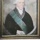 Antique Postcard The Williams Picture of George Washington Unposted
