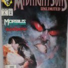 Midnight Son's Unlimited July 1993 # 2 Marvel Comics Comic Book