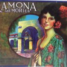 Vintage Crate Label Ramona Memories San Fernando Heights Lemon Assoc. Original