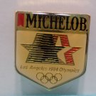 1984 Los Angeles Olympics Collector Pin Michelob Beer