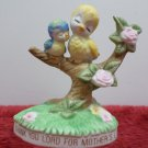 Thank You Lord For Mothers Love Figurine by George Good Porcelain