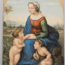Antique Christmas Postcard Religious Undivided Unposted Germany
