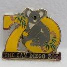 Lapel Pin San Diego Zoo 20 Years