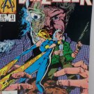 DAZZLER January 1986 No. 41 Marvel Comics Comic Book