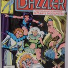 DAZZLER Dazzler Vs. The Grapplers March 1982 No. 13 Marvel Comics Comic Book
