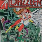 DAZZLER July 1982 No. 17 Marvel Comics Comic Book