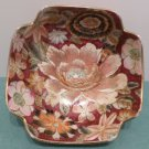 Asian Porcelain Bowl Hand Painted stamped on Bottom Heavy