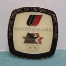 Collector Pin 1984 Los Angeles Olympics United Airlines