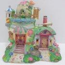 Easter Village Ceramic Easter Barn