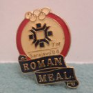 1984 Los Angeles Olympics Collector Pin Roman Meal