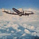 Print of Lockheed AEW Constellation WV 1 in Flight