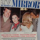 TV Radio Mirror Magazine December 1972 Lorne Green Desi Arnaz Elvis Presley