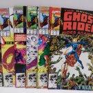 The Original Ghost Rider Rides Again #2 - #7 1991 Marvel Comics