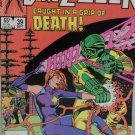DAZZLER Caught in a Grip of Death September 1985 No. 39 Marvel Comics