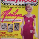 Hollywood Studio Magazine The Ultimate Tribute for Marilyn Monroe August 1987