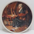 1979 Collector Plate Reflections by Norman Rockwell Bradford Exchange