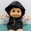 "13"" Troll Doll NFL Raiders Team by Russ Berrie & Co."