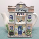 Ceramic Tea Pot Toy Shop by Starite Industries Inc.
