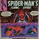 What if Spider-Mans Clone Lived? December 1981 #30 Marvel Comics Comic Book