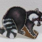 Raccoon Lapel Pin