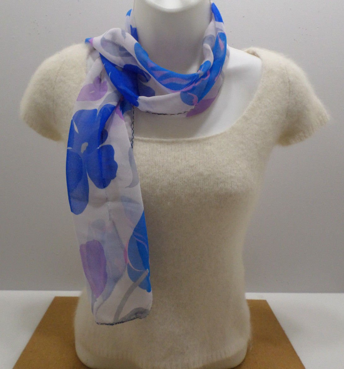 Women's Scarf by American Connection 100% Polyester made in India
