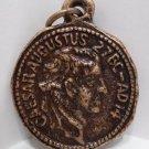 Vintage Necklace Pendant or Charm Caesar Augustus