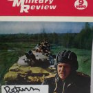 Soviet Military Review Magazine September 1980