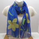 Womens Scarf 100% Polyester by Accessory Street Made in Italy