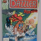 DAZZLER Guest Starring Spider Woman May 1982 No. 15 Marvel Comics