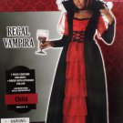 Halloween Costume Regal Vampire girls Size Small (4-6)
