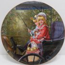 Collector Plate The Surrey Ride by Sandra Kuck Danbury Mint