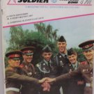 Soviet Soldier Magazine April 1991 Pararoopers and Extraterrestrials