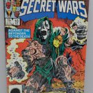 Super Heroes Secret Wars # 10 February 1985 Marvel Comics Comic Book