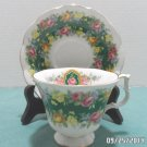 Royal Albert Tea Cup and Saucer Garland Exquisite Pattern made in England