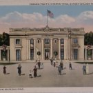 Antique Postcard Mississippi State Bldg Panama Pacific International Exposition