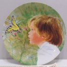 1986 Collector Plate Wonderment Knowles Roman Inc #5451B NIB