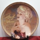 Collector Plate Marilyn Monroe Blond Passion Bradford Exchange NOS
