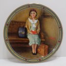 1986 Collector Plate A Young Girl's Dream by Norman Rockwell #5025H