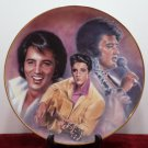 Collector Plate Elvis Presley from the Elvis Remembered Series 1989