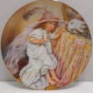 1988 Collector Plate Pretty as a Picture y Sandra Kuck by Reco International
