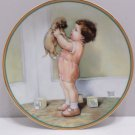 1986 Collector Plate Mine by Bessie Pease Gutmann #1574B